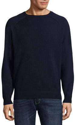 Claiborne Crew Neck Long Sleeve Pullover Sweater