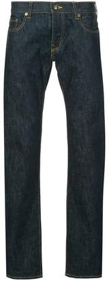 Addict Clothes Japan slim boot-cut jeans