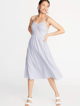 b2eda23714e Old Navy Fit   Flare Cami Midi Dress for Women