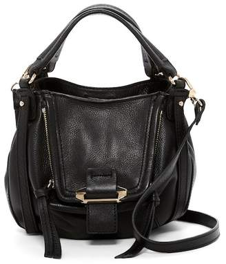 Kooba Mini Jonnie Leather Crossbody Bag