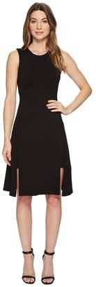 Susana Monaco Alexa Double Layer Sleeveless Dress Women's Dress