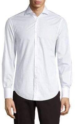 Brunello Cucinelli Cotton Button-Down Shirt