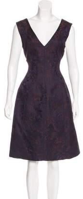 Oscar de la Renta Fall 2016 Sleeveless Dress w/ Tags