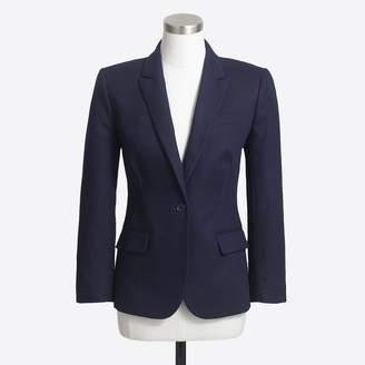 J.Crew Factory Cotton blazer