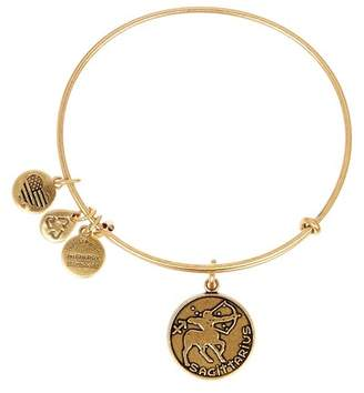 Alex and Ani Sagittarius II Expandable Wire Bangle