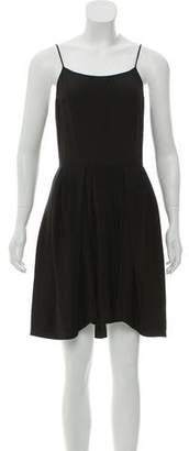 3.1 Phillip Lim Sleeveless Silk Dress