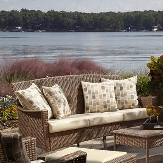 Panama Jack Key Biscayne Sofa with Cushion