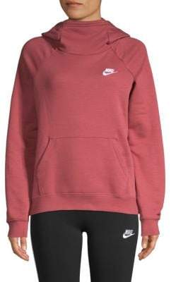 Nike Essential Funnelneck Hood Fleece Pullover