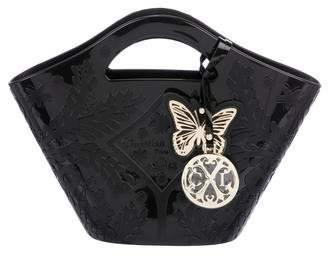 Christian Lacroix Plastic Clutch Bag