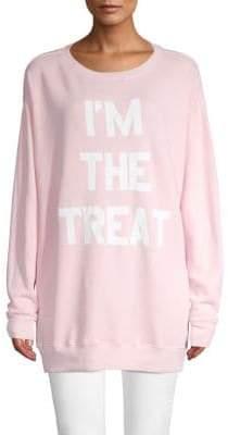 Wildfox Couture I'm The Treat Sweatshirt