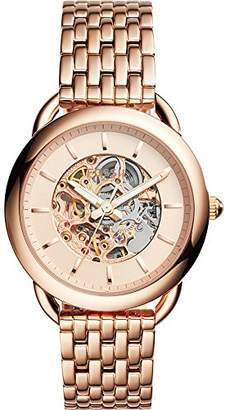 Fossil Women's ME3145 Tailor Automatic -Tone Stainless Steel Watch
