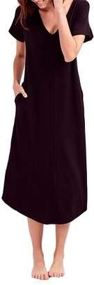 Smash Wear + Tess + TESS THE SUNDAY DRESS - BLACK, XS