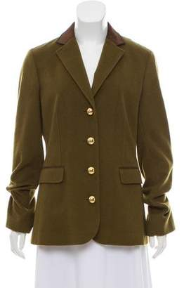Tory Burch Wool Lightweight Coat
