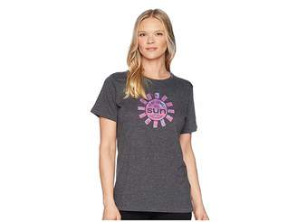 Life is Good Here Comes The Sun Cool Tee Women's T Shirt