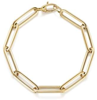 Bloomingdale's Thin Link Bracelet in 14K Yellow Gold - 100% Exclusive