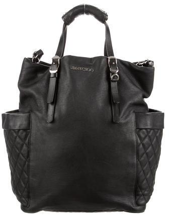 Jimmy ChooJimmy Choo Leather Blare Bag