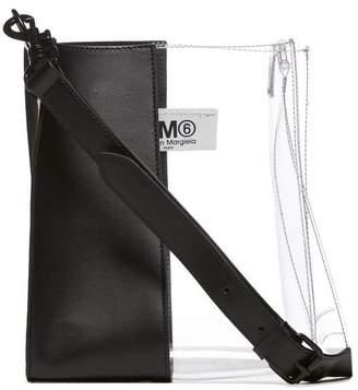 MM6 MAISON MARGIELA Contrast Tote Bag