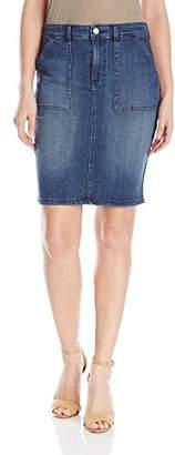 Lee Women's Modern Series Midrise Fit Coleman Skirt