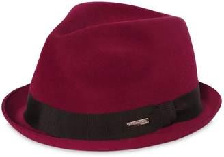 DSQUARED2 Wool Felt Fedora Hat