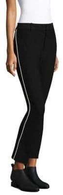 Derek Lam Cropped Stripe Pants