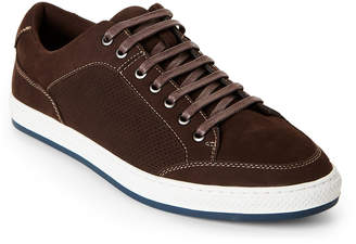 English Laundry Brown Quintin Low-Top Sneakers