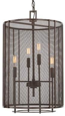 Gracie Oaks Behdad 4-light Foyer Fixture