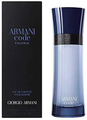 Giorgio Armani Code Colonia Eau de Toilette Spray for Men