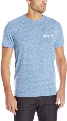 Margaritaville Men's Short Sleeve Fish On T-Shirt
