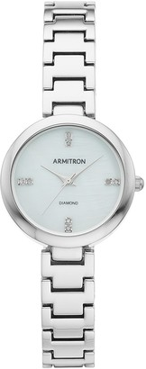 Armitron Women's Diamond Accent Watch - 75/5618MPSV