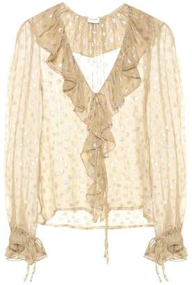 Saint Laurent Silk blouse