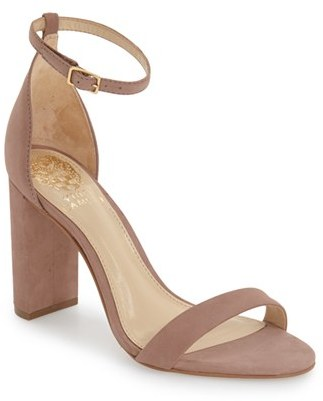 Women's Vince Camuto 'Mairana' Ankle Strap Sandal $109.95 thestylecure.com