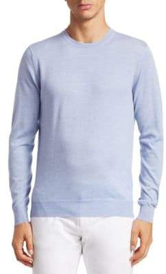Saks Fifth Avenue COLLECTION Cashmere Crewneck Sweater