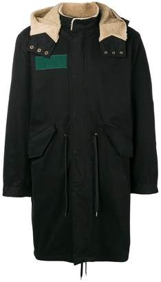 Mauro Grifoni hooded parka