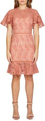 Cooper St Monaco Sleeve Dress