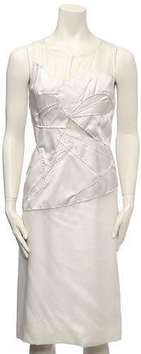 Richard Chai Sleeveless Origami Dress