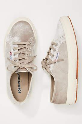 Superga Cotu Velvet Sneakers