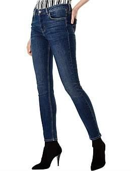 Karen Millen Mid Wash Jeans