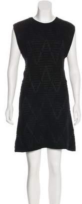 Thakoon Patterned Mini Dress