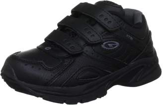 Hi-Tec Boys XT115 Velcro Strap Breathable Vented Sports Trainer Synthetic UK Size 5 (EU 37, US 6)