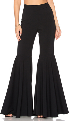 MILLY Flared Pants $395 thestylecure.com
