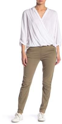 Elan International Adjustable Drawstring Skinny Leg Pants