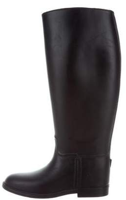 Aigle Leather Riding Boots