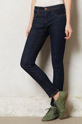 Anthropologie Pilcro Serif Legging Jeans Elemental 25 Leggings