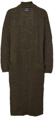 Woolrich Cardigan with Wool and Alpaca