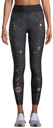 Ultracor Ultra High-Rise Galaxy Performance Leggings