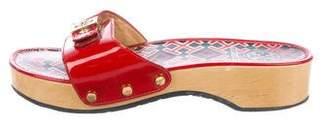 Tory Burch Dixon Slide Sandals