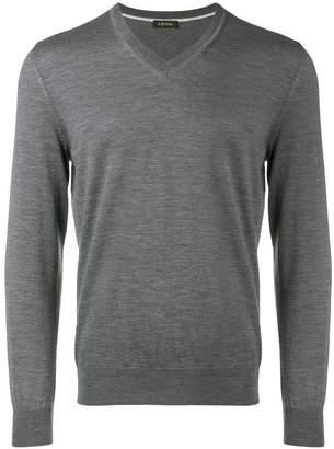 Ermenegildo Zegna V-neck jumper