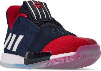 adidas Men's Harden Vol.3 Basketball Shoes