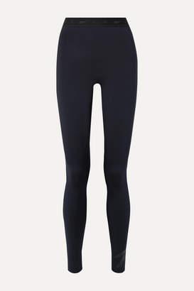 Reebok x Victoria Beckham Stretch Leggings - Midnight blue