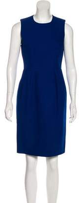 Michael Kors Virgin Wool-Blend Dress